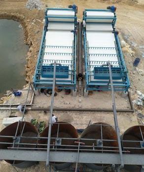 贵州污泥带式压滤机